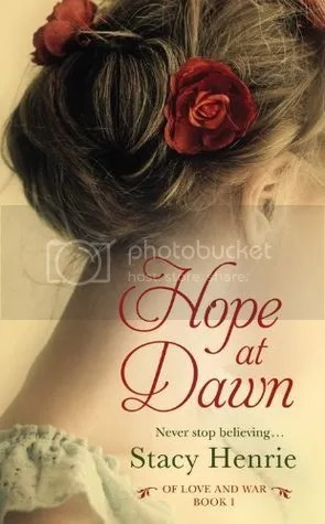 Hope At Dawn by Stacie Henrie book cover