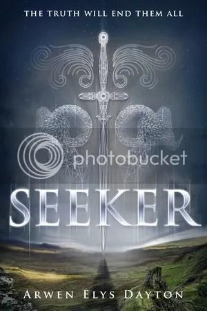 Seeker by Arwen Elys Dayton Book Cover
