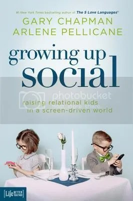 Growing Up Social book cover
