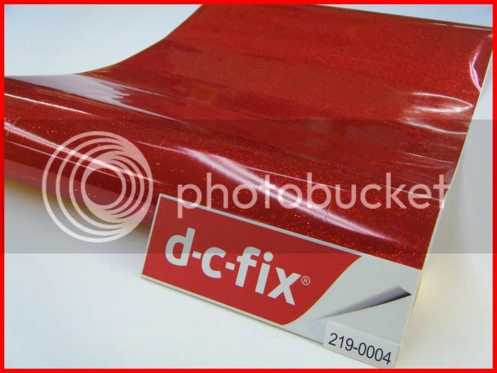 Dc Fix Glitter Shiny Sticky Back Plastic Self Adhesive