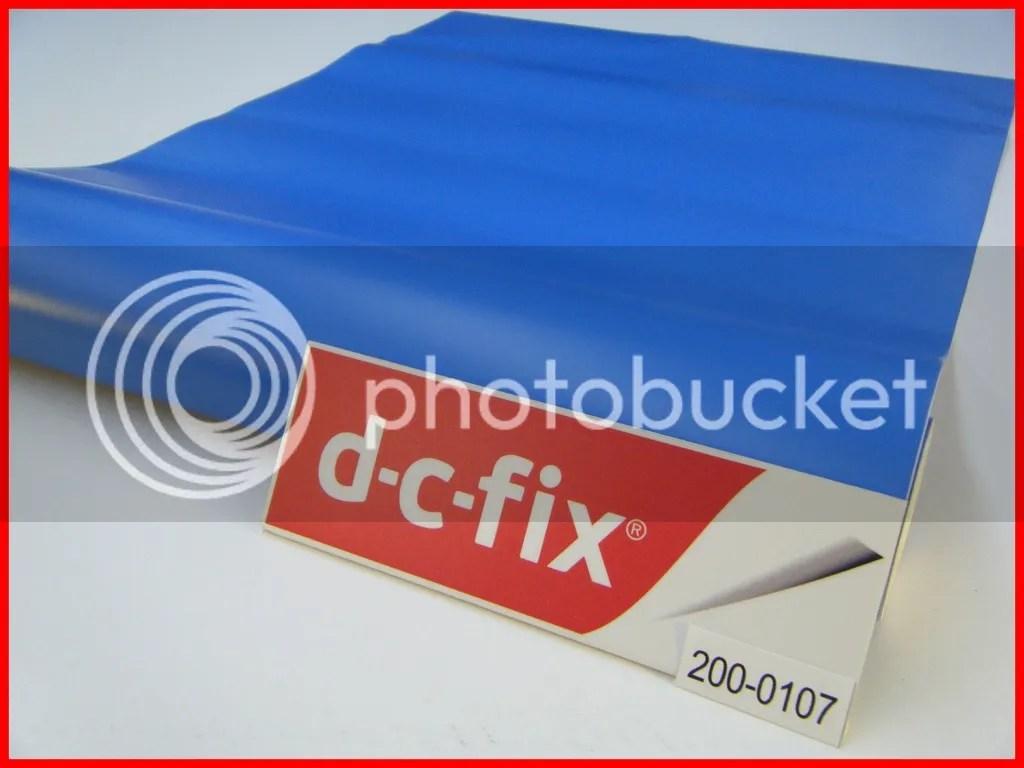 Dc Fix Matt Colour Contact Paper Self Adhesive Sticky Back