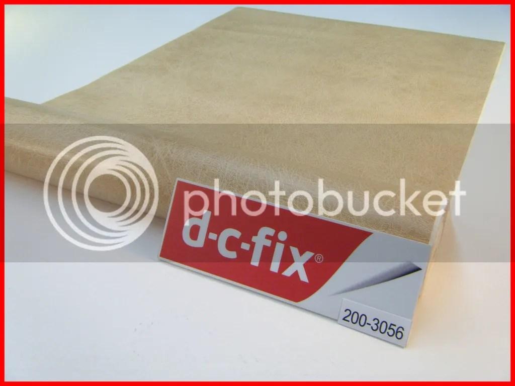 Dc Fix Leather Effect Sticky Self Adhesive Vinyl Film