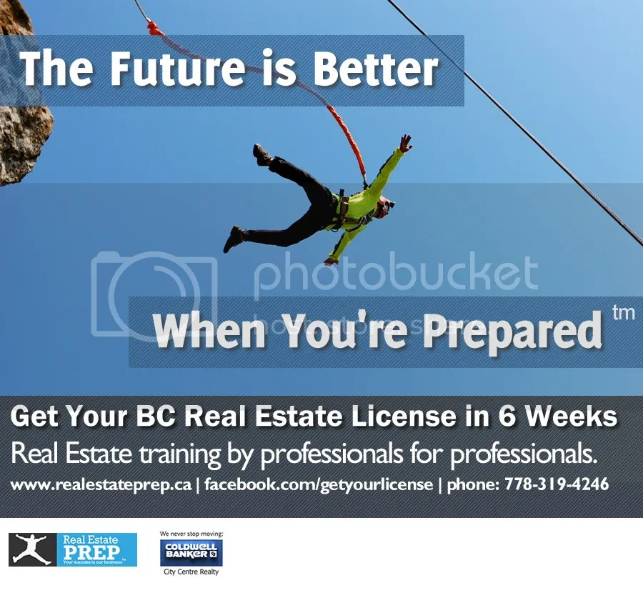 how to get real estate licence in bc