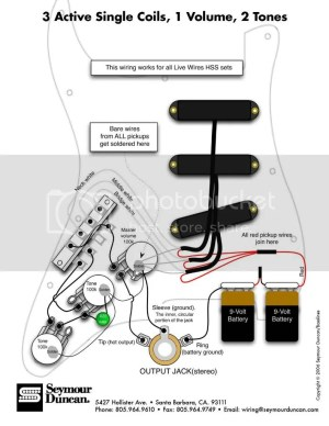 Guitar 85 Wiring Pick Up Diagramsemg | Wiring Library