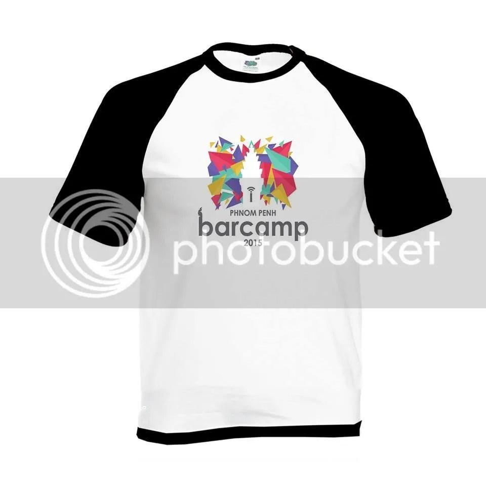 Barcamp PP TShirt