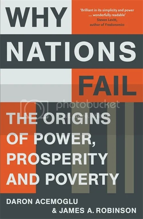 Why Nation Fail