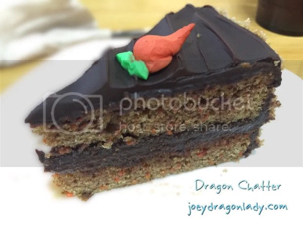 Chocolate Carrot Cake Price: 120php