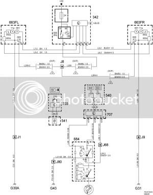 Saab 93 relay 666 headlight mod?  SaabCentral Forums