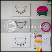 Necklace Frames