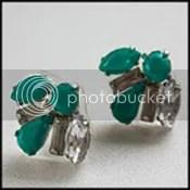 Shourouk Inspired Earrings