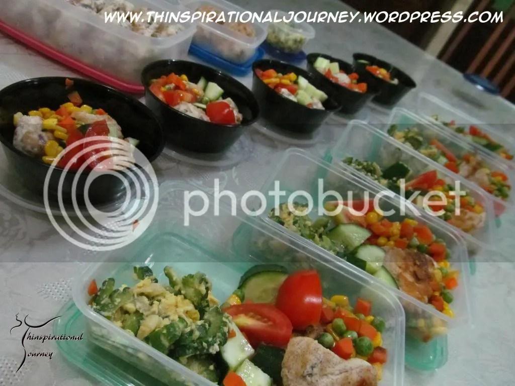 Lara Novales meal prep diet