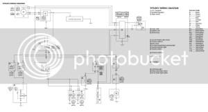 Gutted Harness Diagrams  Yamaha YFZ450 Forum : YFZ450