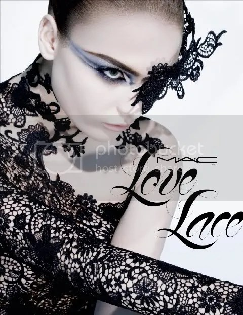 MAC Love Lace Promo Pic - Bron: makeupstash.com