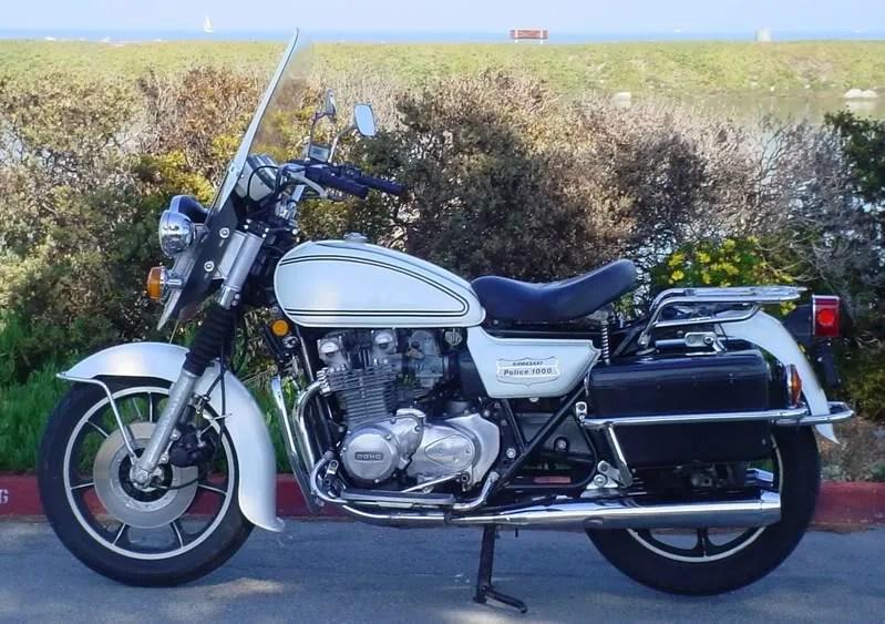 Kawasaki Kz C