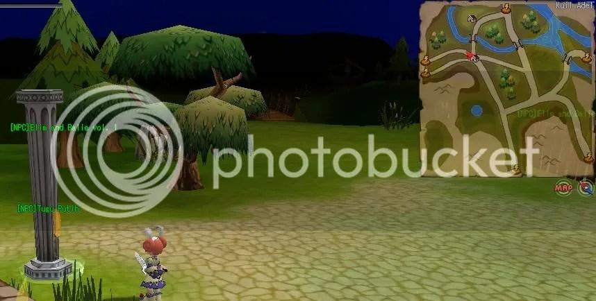 NPC Tugu Kuil Adel
