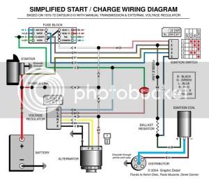 12v pos ground to 12v neg ground  Electrical  Ratsun Forums