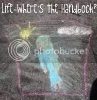 Life Where's the Handbook