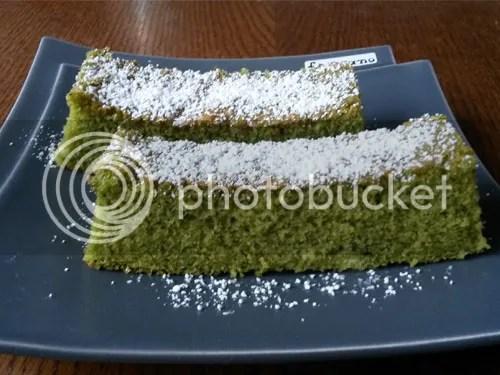 Matcha - Kuchen