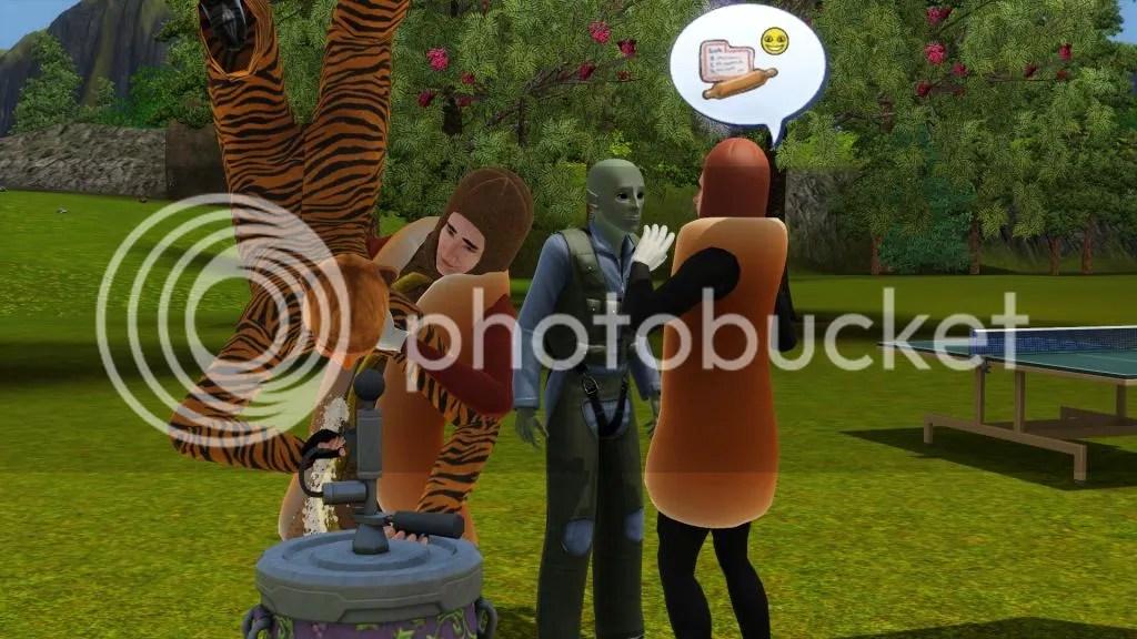 Edvin Oss The Sims 3 Aurora Skies