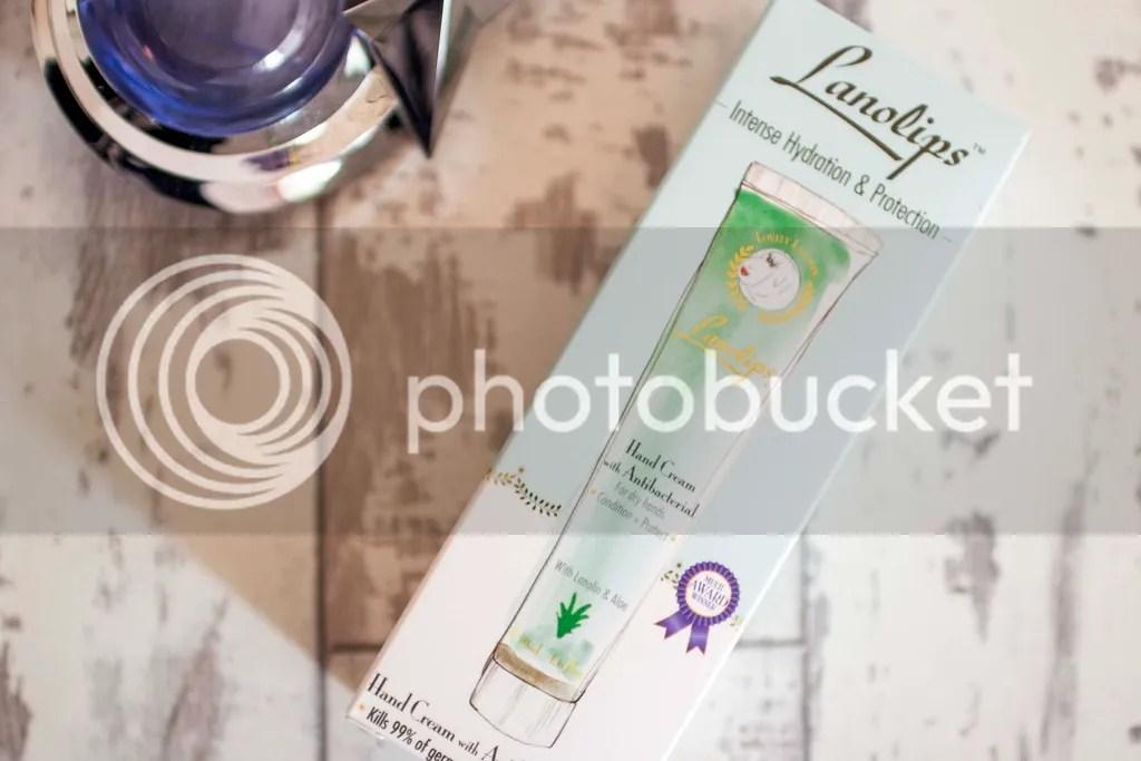 Lanolips Hand Cream