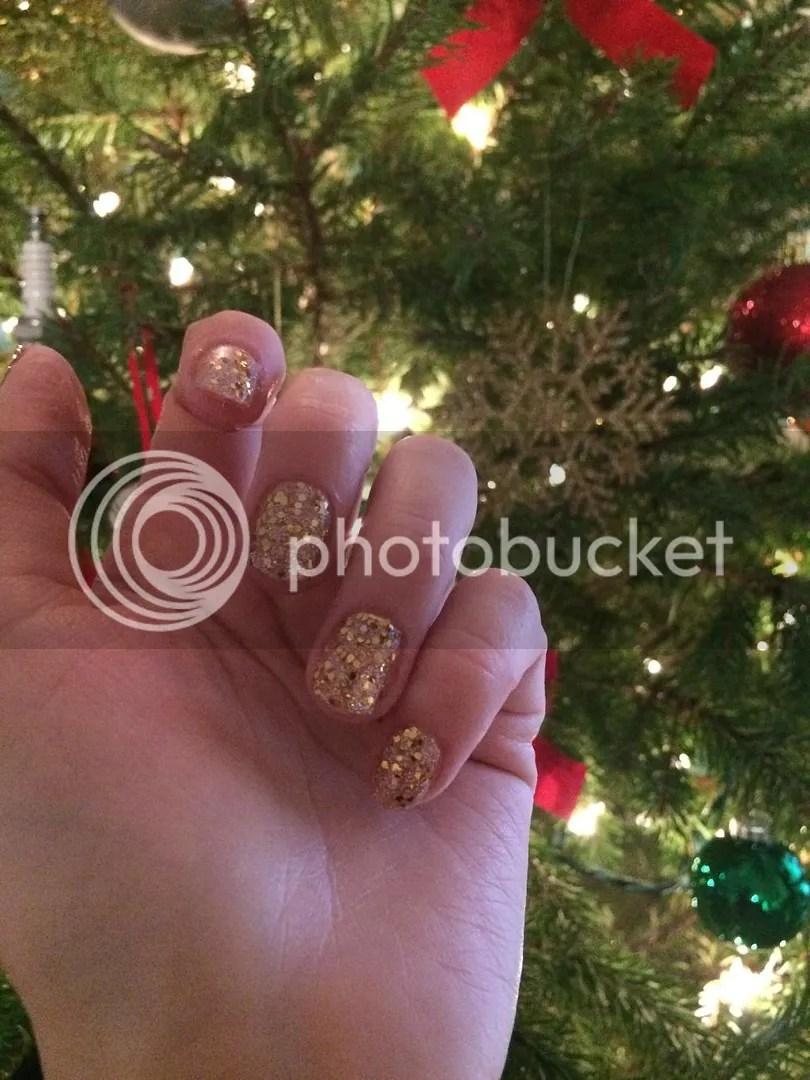 Kiss Gel Fantasy Nails Christmas Claws Christmas Nails