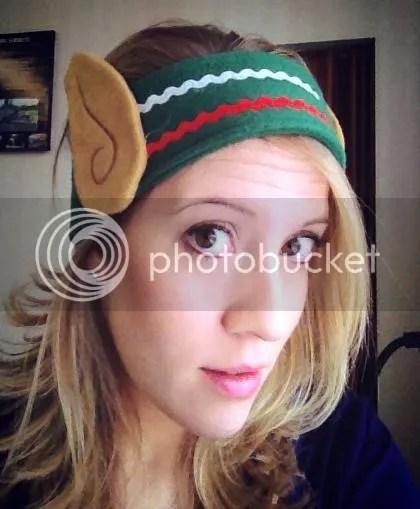 elf ears, elf