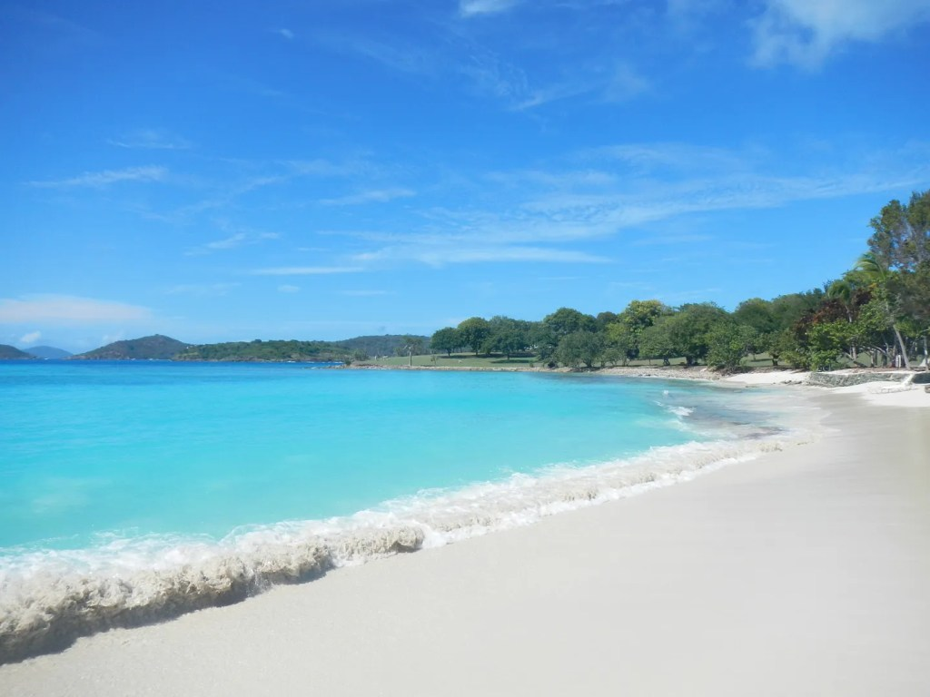 My favorite vacation photos - Honeymoon at Caneel Bay, St. John USVI