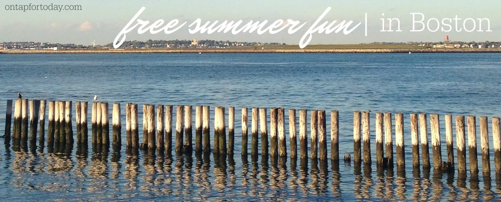 free summer fun in Boston