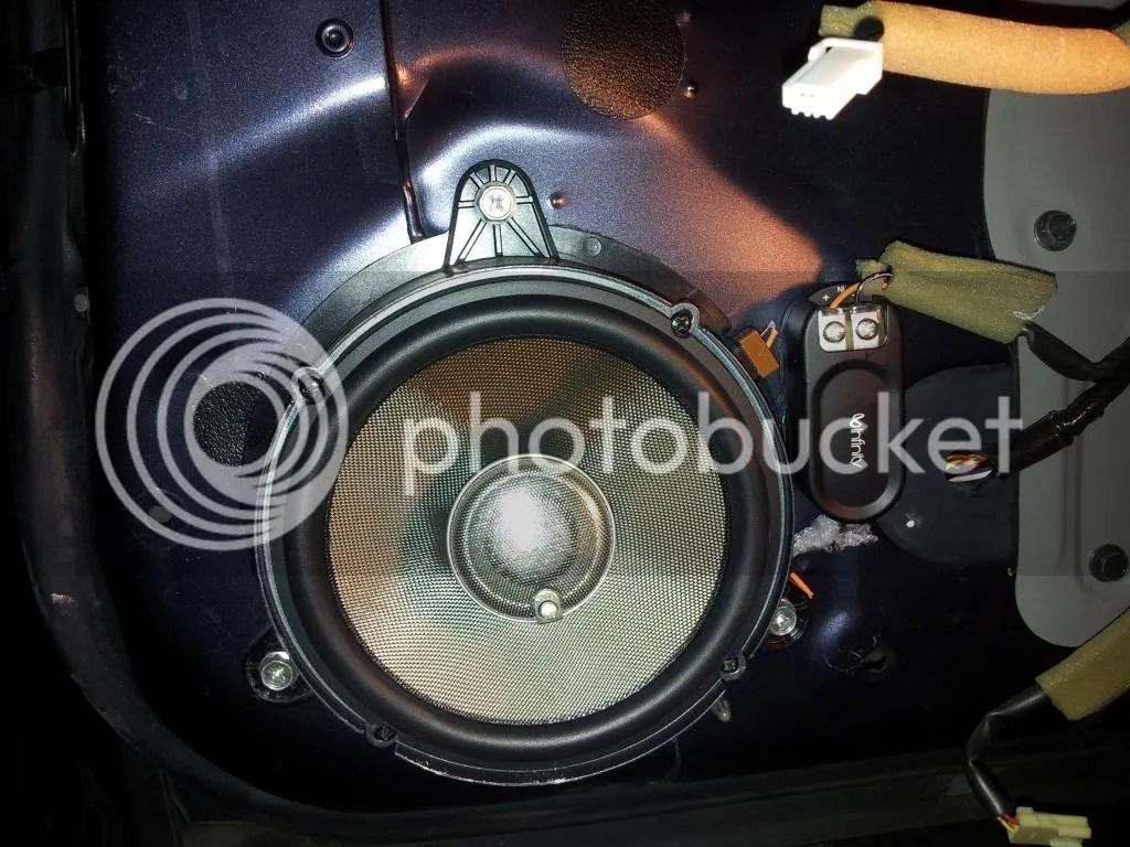 Replacement Door Speakers And Tweeter Pics