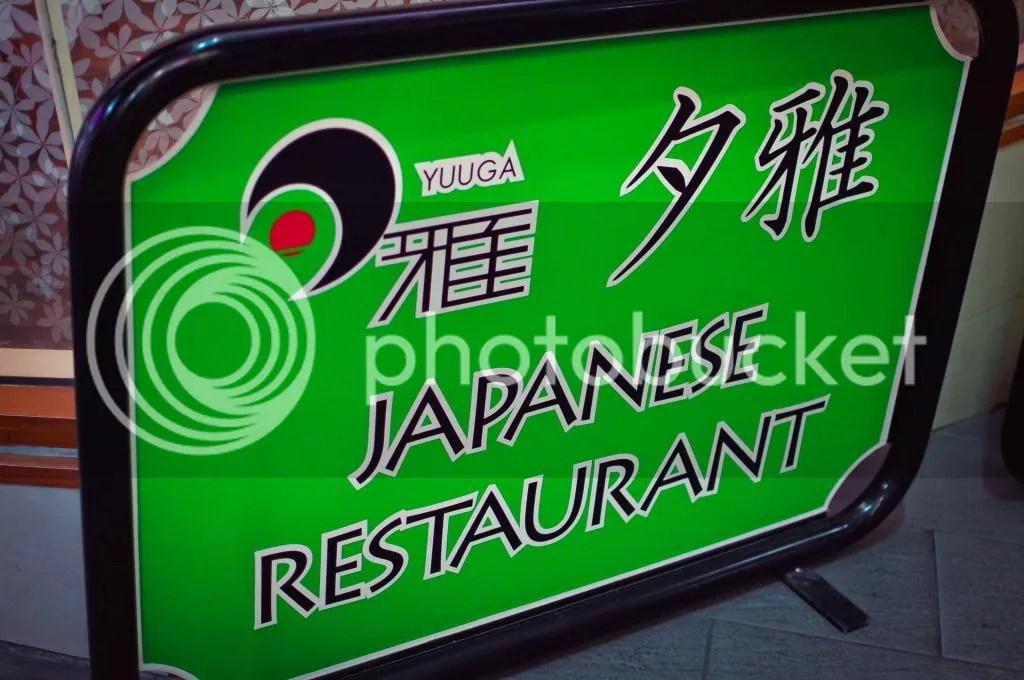 Yuuga Japanese Restaurant