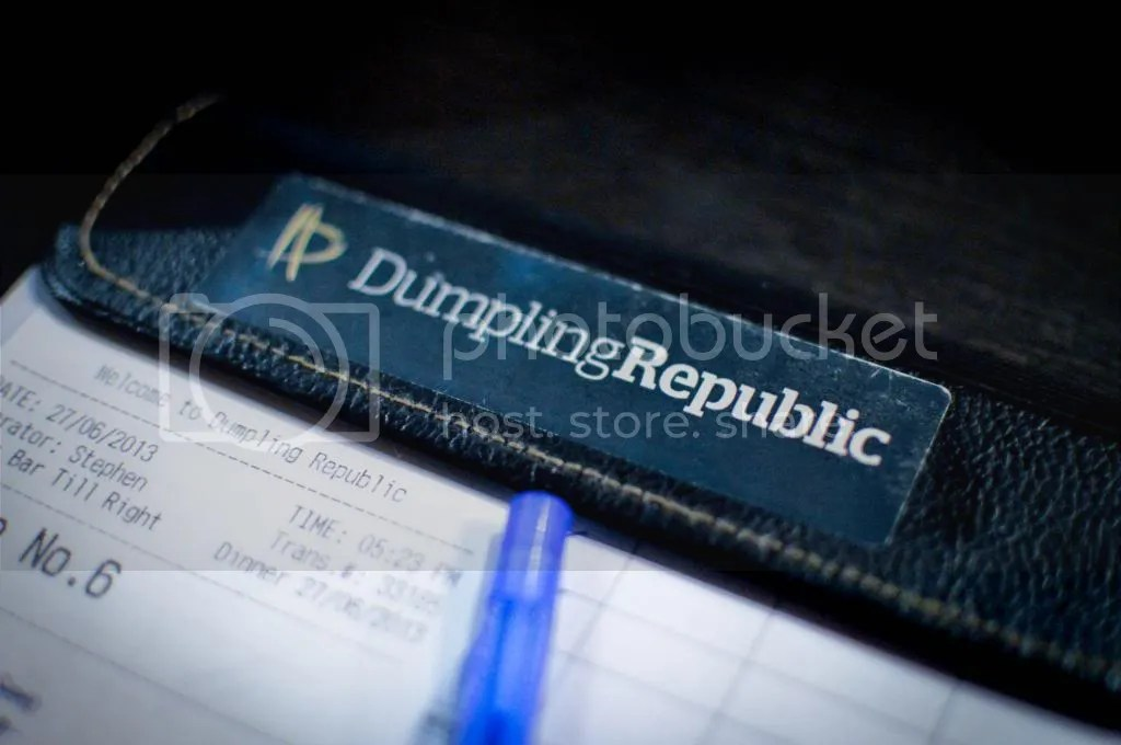 Dumpling Republic Restaurant
