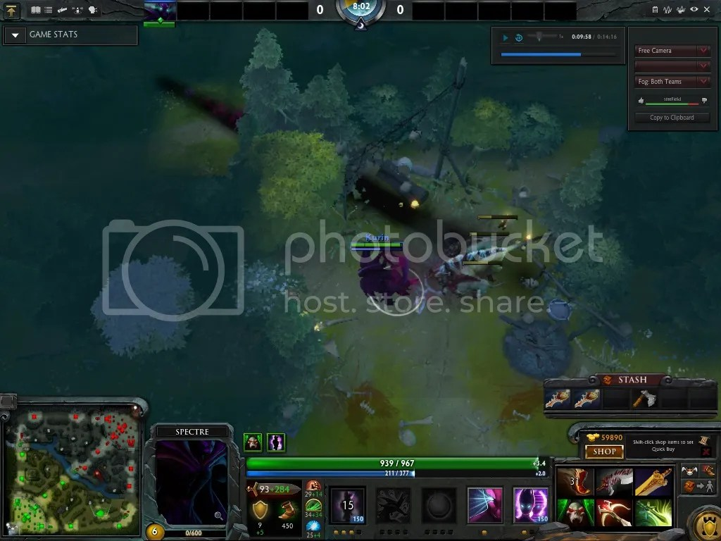 Spectre Build Guide DOTA 2 Burn You Alive A Guide To QWERTY