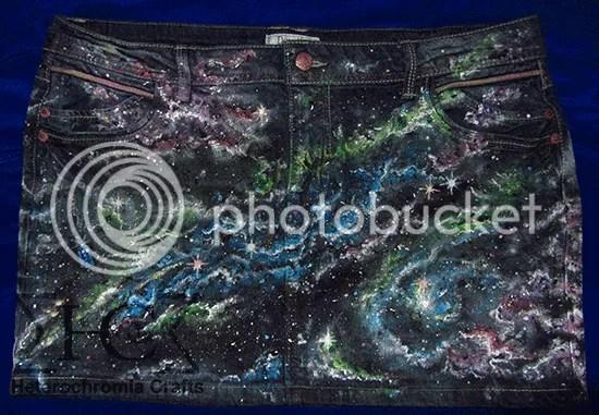 Falda Espacial: WOW