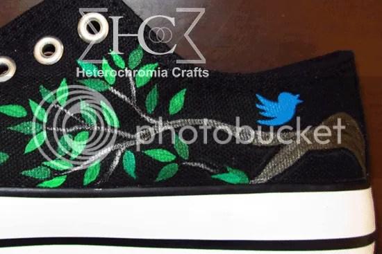 Zapatillas: Twitter