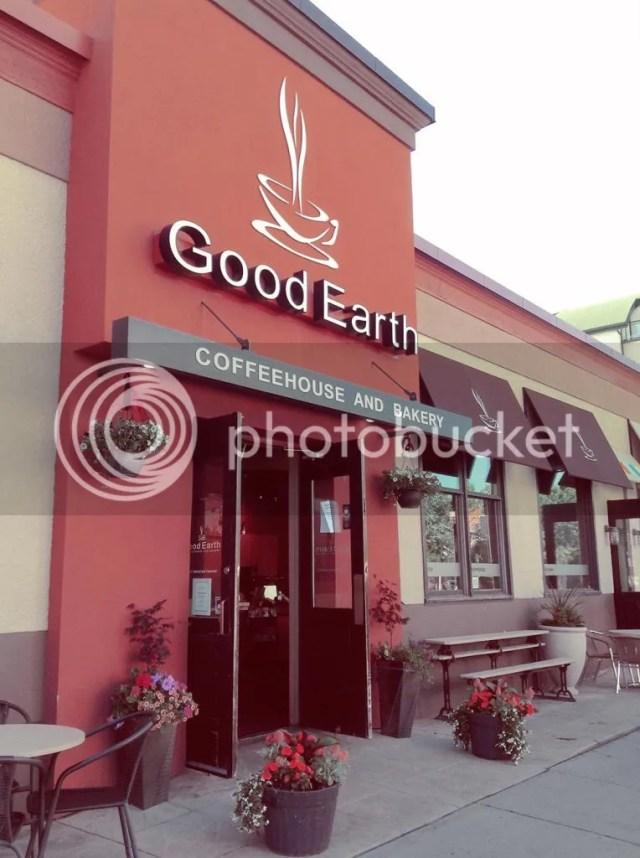 Good Earth at 11th Avenue SW Calgary