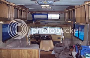 Ford E350 Motorhome Interior | Interior Design Images
