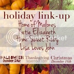 Holiday Linkup