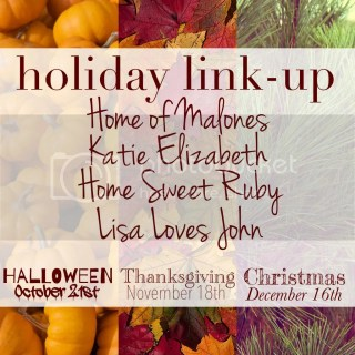 Holiday Linkup