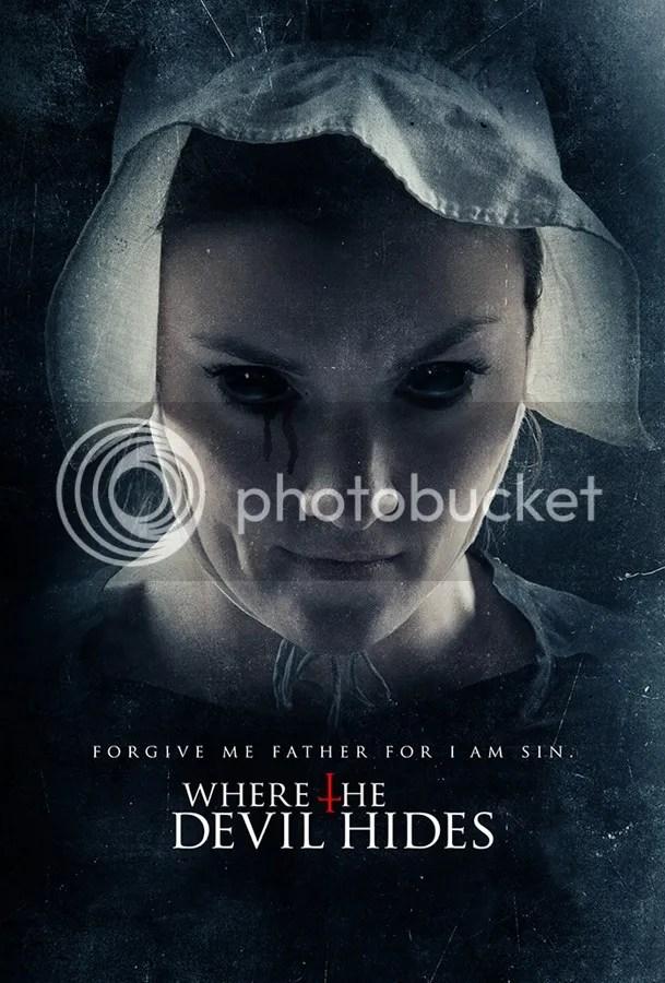 Poster do filme Where the Devil Hides