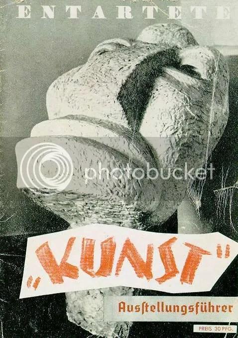 1937 Entartete Kunst