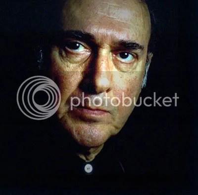 Harold Pinter porträtt