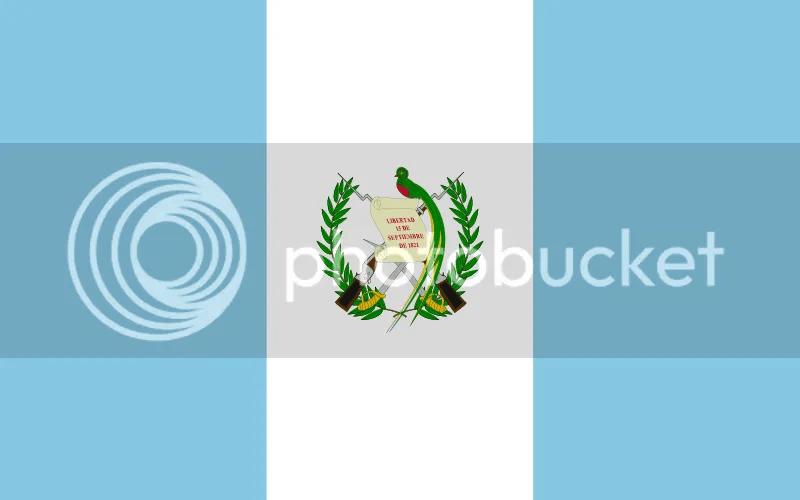 [La bandera de Guatemala]