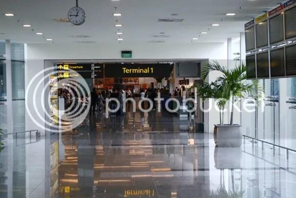Singapore Changi International Airport