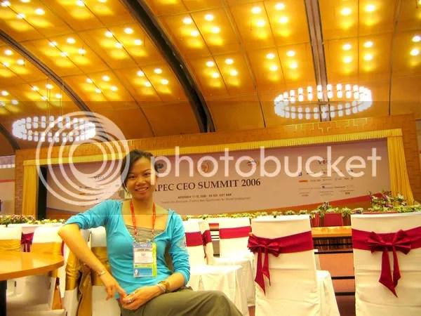 Apec CEO Summit 2006