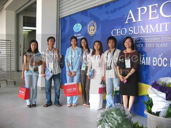Apec CEO Summit 2006