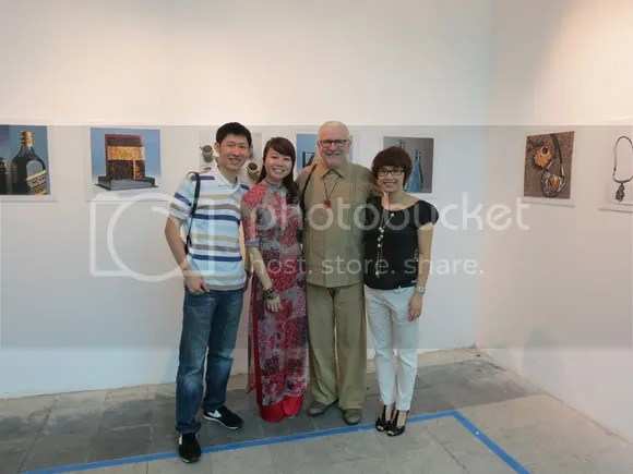 the opening of photography workshop