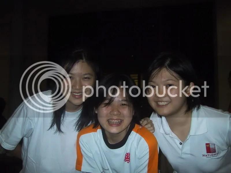 Mei Yue, Emile, Jasmine