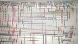 need wiring diagram for 1997 gsxr 600 (needs to have white