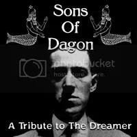 Sons Of Dagon - A Tribute To The Dreamer [[AB]-153]