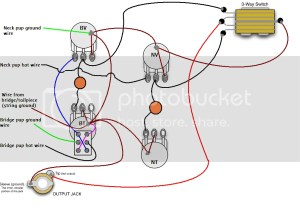 PushPull wiring help please? | My Les Paul Forum